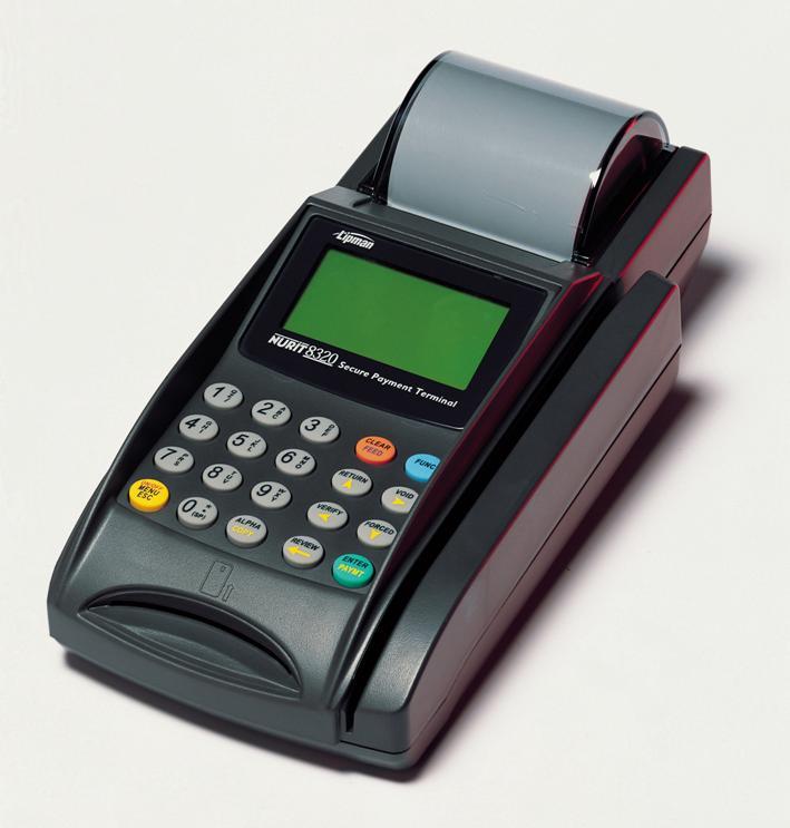 credit debit card machine